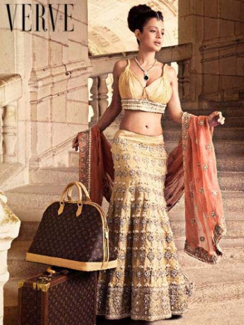 Of Lehenga's and Louis' - High Heel Confidential