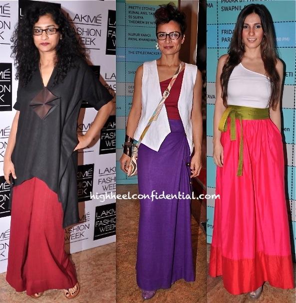 Lakme Fashion Week  Adhuna